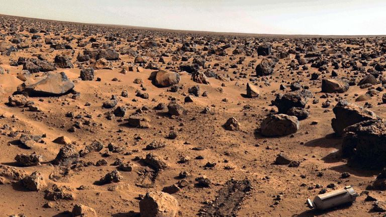 China's Mars rover is hoping to land at Utopia Planitia