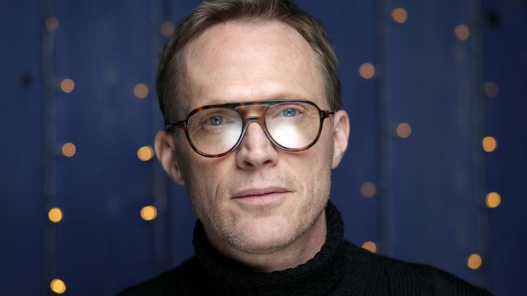 Paul Bettany of 'Uncle Frank' attends the IMDb Studio at Acura Festival Village on location at the 2020 Sundance Film Festival – Day 3 on January 26, 2020 in Park City, Utah. (Photo by Rich Polk/Getty Images for IMDb)