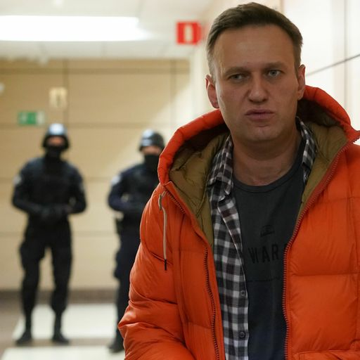 Alexei Navalny: Germany says 'poisoned' Putin critic needs protection until  'missing facts' established | World News | Sky News