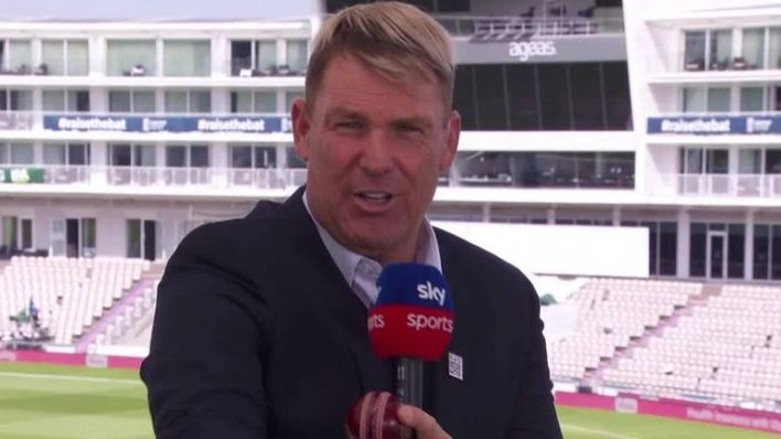 Shane Warne leads Sky Sports' latest Kids Coaching Clinic with the focus on spin bowling