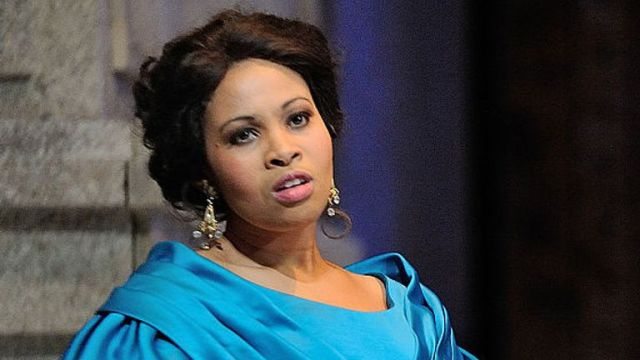 South-African soprano Golda Schultz will be part of the big finale