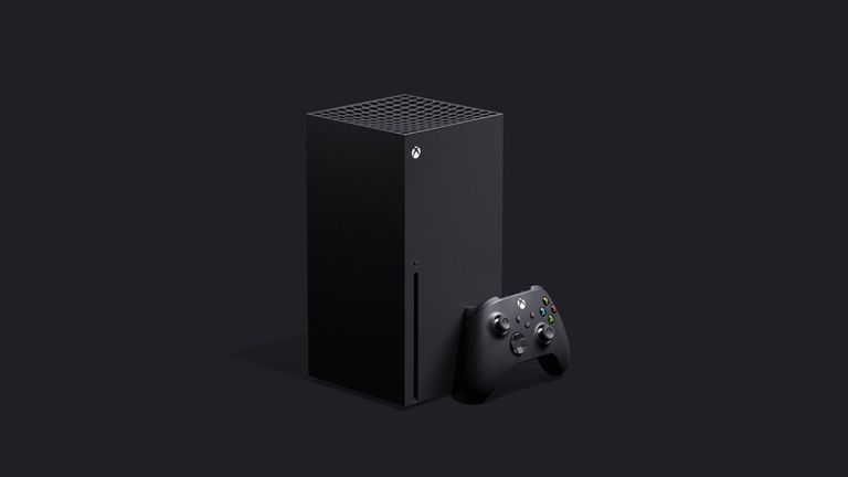 Microsoft has called the Xbox Series X the