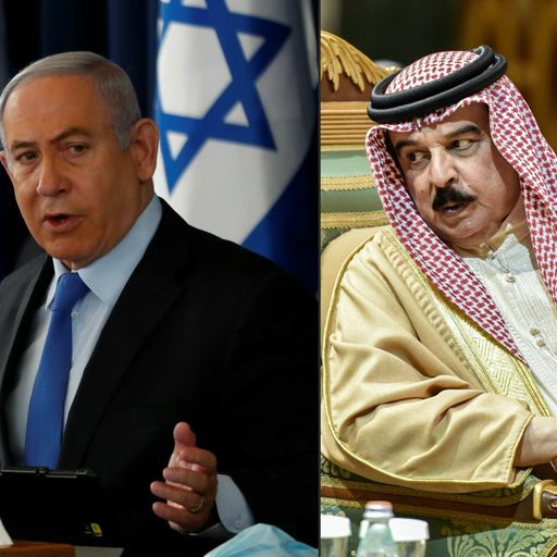 Bahrain set to normalise diplomatic relations with Israel in historic move