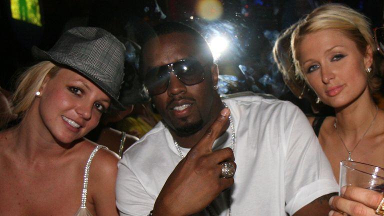 Britney Spears, Sean