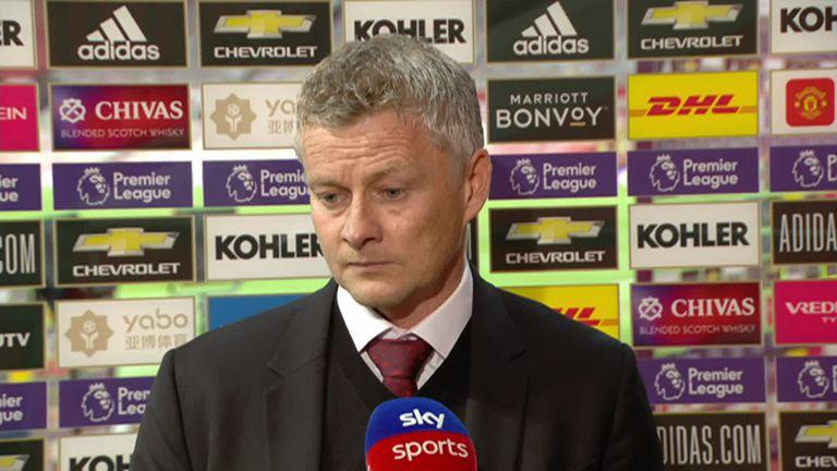 Solskjaer: It was nowhere near good enough | Video | Watch TV Show | Sky  Sports