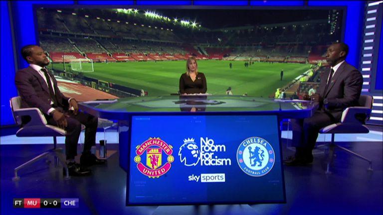 Evra & Hasselbaink's heated debate!   Video   Watch TV Show   Sky Sports