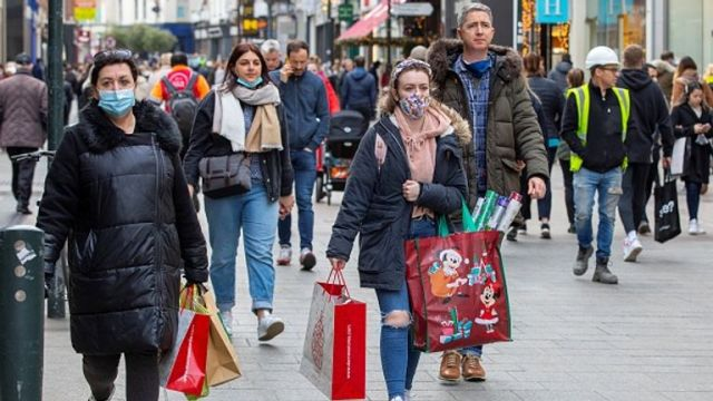 Non-essential shops are allowed to stay open providing they don't host January sales