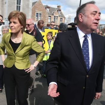 Salmond accuses Sturgeon of submitting 'untrue' evidence to assault inquiry - as she rejects claims