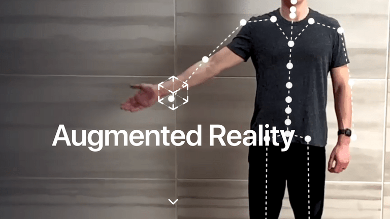 Augmented Reality functions are already available for iPhone and iPad