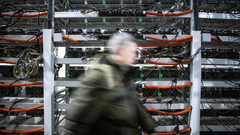 Every year, Bitcoin uses as much electricity as all of Chile