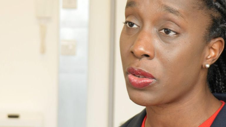 'We're still unclear about how many young girls and women are caught up in this,' Labour's Florence Eshalomi says