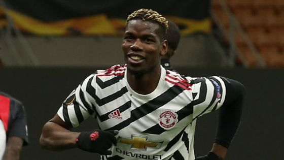 Manchester United manager Ole Gunnar Solskjaer says Pogba will not get better after returning from injury in their Europa League win over AC Milan.