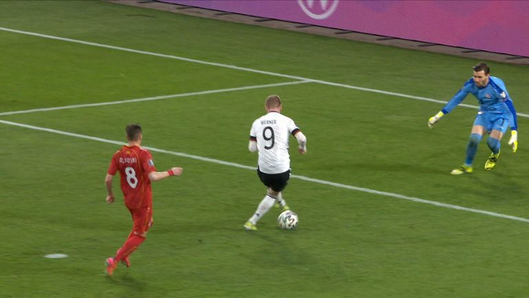 Werner's woeful miss! | Video | Watch TV Show | Sky Sports