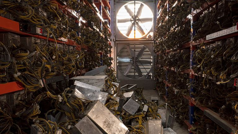 The provincial government of Inner Mongolia is shutting down all bitcoin mines in the region