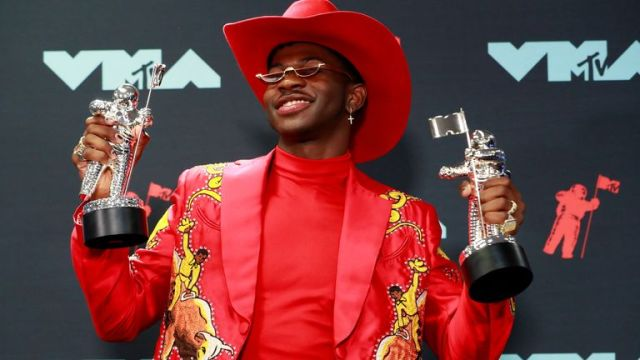Lil Nas X in 2019