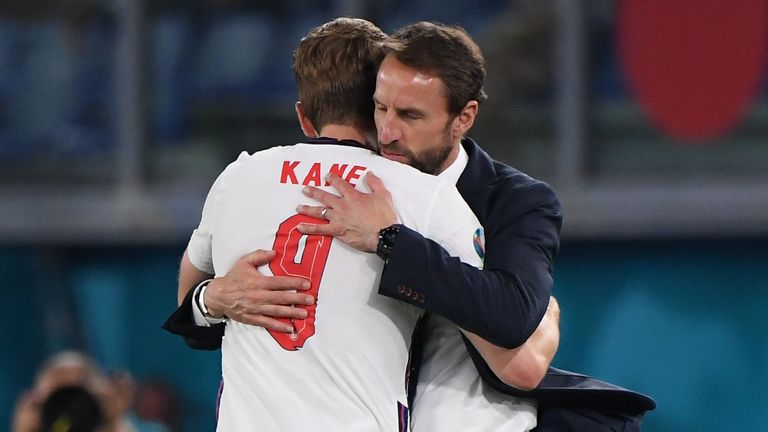 Euro 2020: Plotting England's route to the final after Ukraine rout sets up  last-four clash | UK News | Sky News