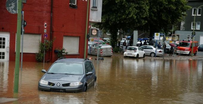 Four dead and 30 missing after houses collapse during severe floods in Germany   World News