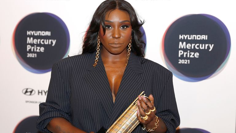 Laura Mvula is nominated for the Mercury Prize for the third time, for her third album Pink Noise