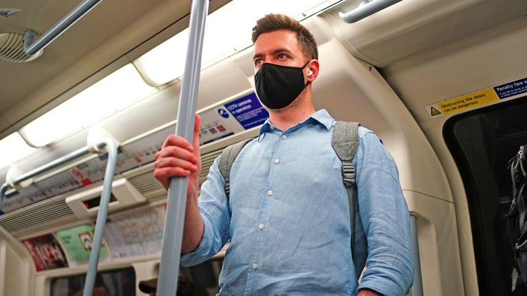 , Regional mayors call for masks to remain compulsory on public transport as London will enforce rule, Nzuchi Times