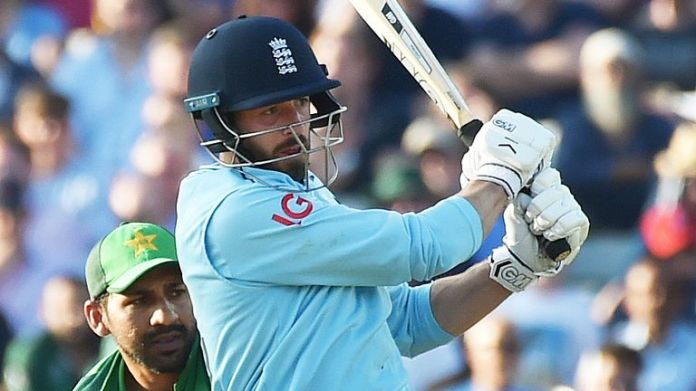 The best of the action from the 3rd ODI between England and Pakistan