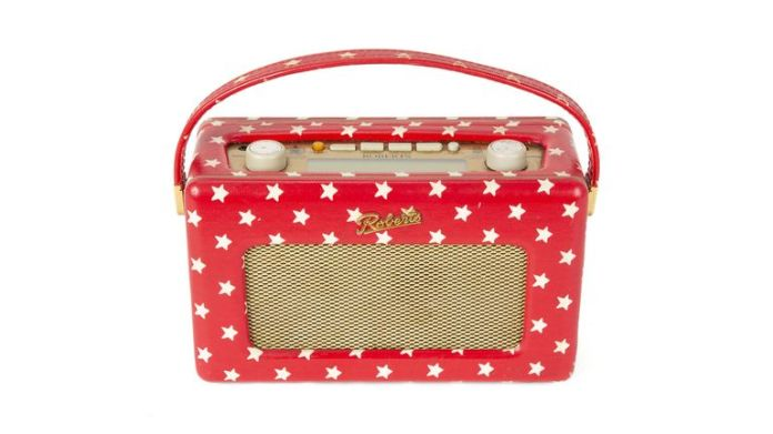 EMBARGOED TO 1400 WEDNESDAY SEPTEMBER 15 Undated handout photo issued by Julien's Auctions of a Roberts Revival radio belonging to Amy Winehouse, which is expected to sell for ..600 when auctioned along with a collection of the late singer's personal items. Issue date: Wednesday September 15, 2021.