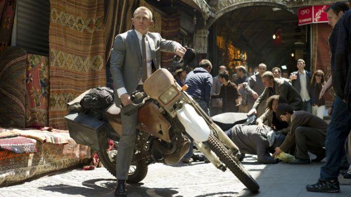 Skyfall - 2012 Skyfall - Daniel Craig