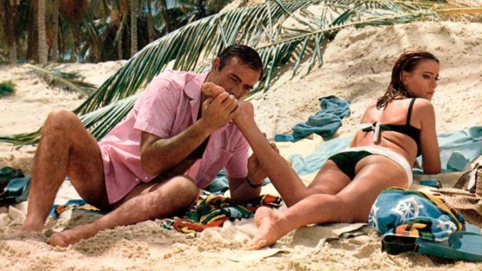Thunderball - 1965 Sean Connery, Claudine Auger