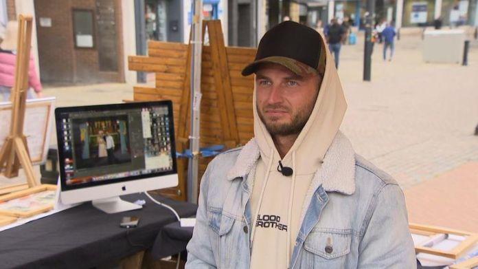 Dainis Vanko says he's 'put everything' into his business