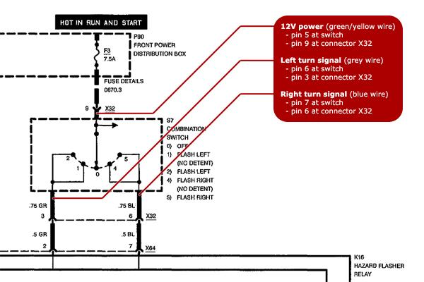 onetouch turn signal module  e31wiki