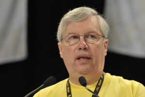 EPA union head John O'Grady.