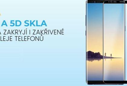Tvrzená skla Samsung - skvělá volba i pro váš mobil