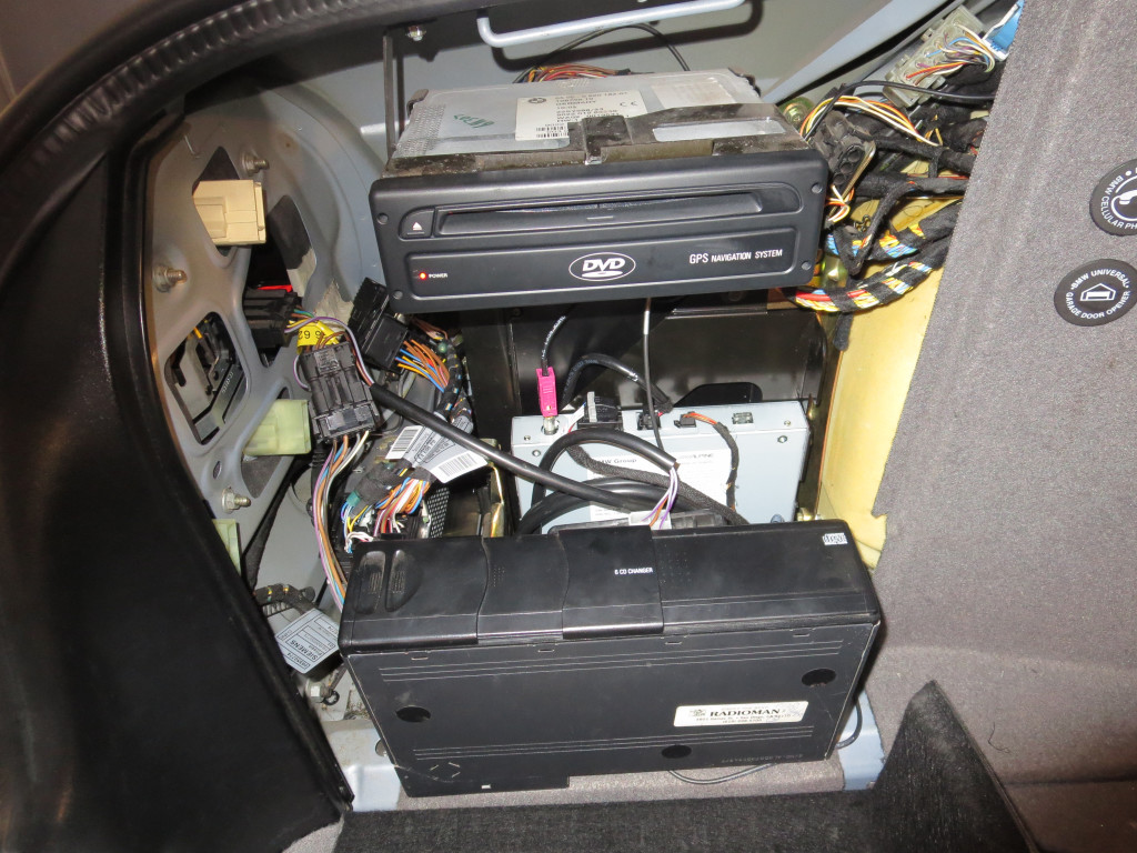 bmw e39 sirius xm, aux input, bm53 radio retrofit diy ... bmw 6 cd changer wiring diagram