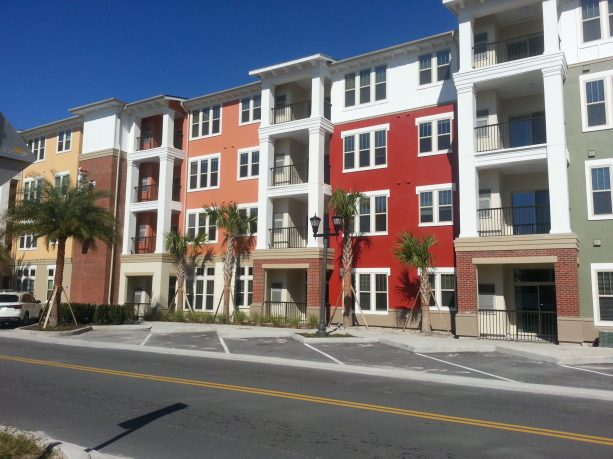 Station House Luxury Apartments (Lake Mary, FL) (NGBS) National Green Building Standard Bronze Certification