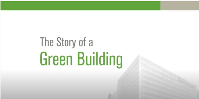 Story of a Green Building