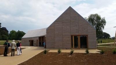 Westonbirt Welcome Centre