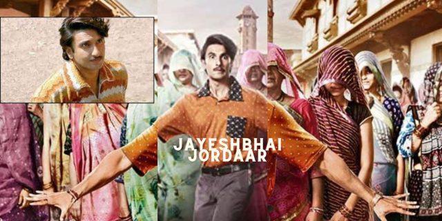 Jayeshbhai Jordaar (2021) full Movie download in Dual Audio 720p