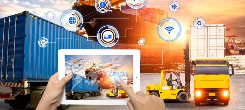 Digital Potential: Logistics Out Of The Cloud