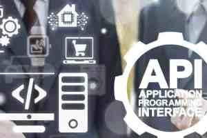 APIs API SAP [shutterstock: 755999713, Panchenko Vladimir]