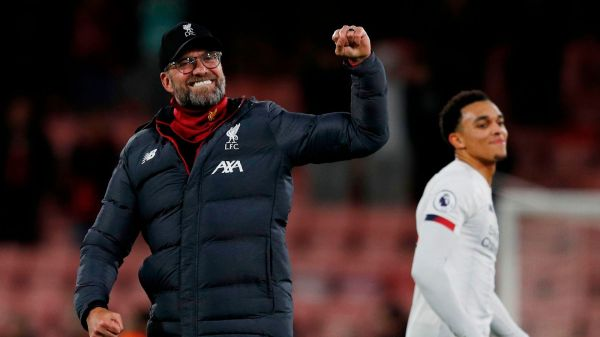 Premier League: Liverpool auf den Spuren von Manchester United