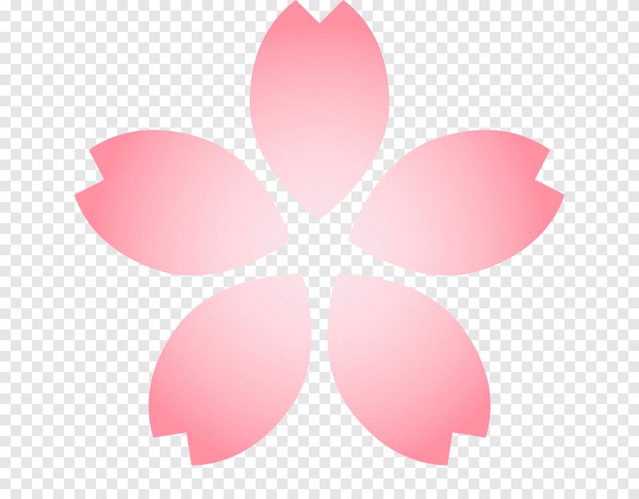 Cherry Blossom Paper Hole Punch Cerasus Jamasakura Fleur De Cerisier La Photographie Cœur Png Pngegg