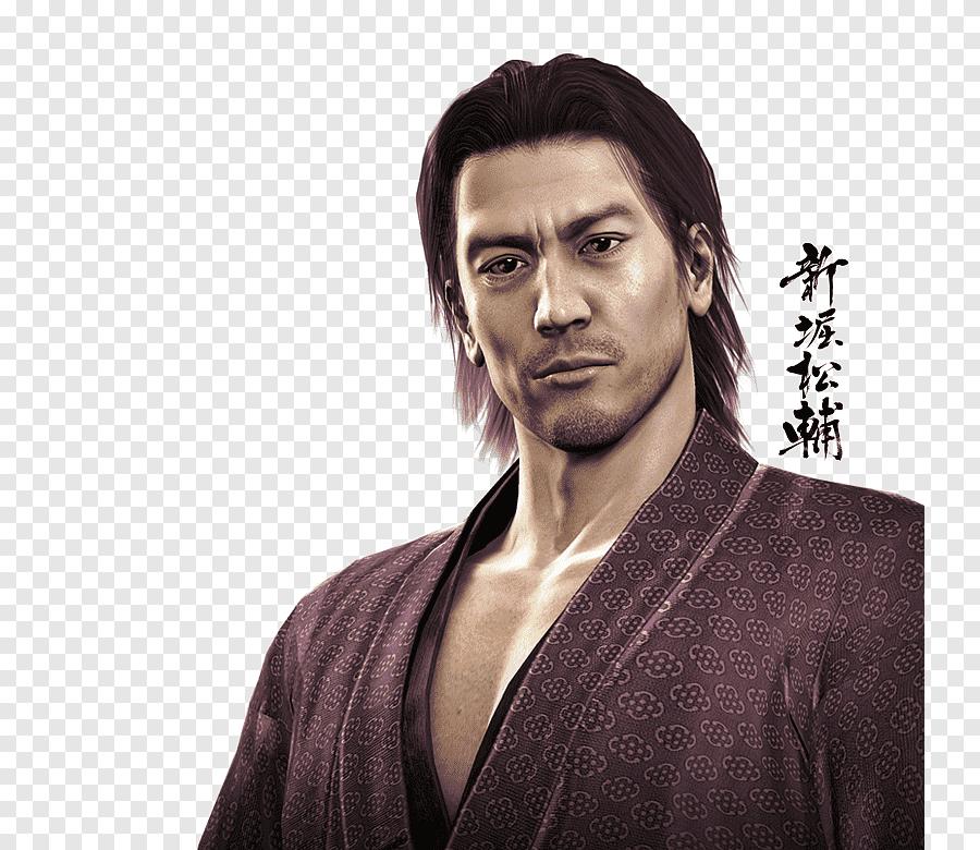 Yakuza Ishin Video Game Artist Chiku Video Game Yakuza Png Pngegg