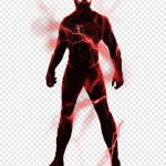 Hunter Zolomon Faora Youtube Black Flash Black Gorilla Comics Dc Comics Png Pngegg