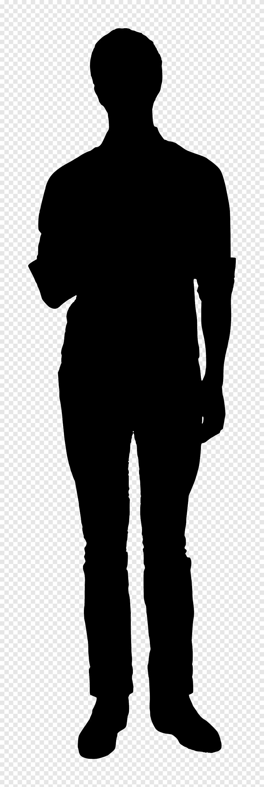 personne silhouette silhouette noir