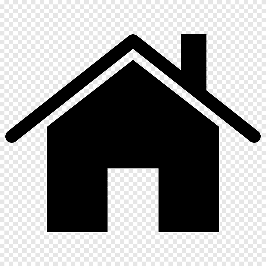 Black Home Icon Font Awesome Computer Icons House Font Address Angle Logo Png Pngegg