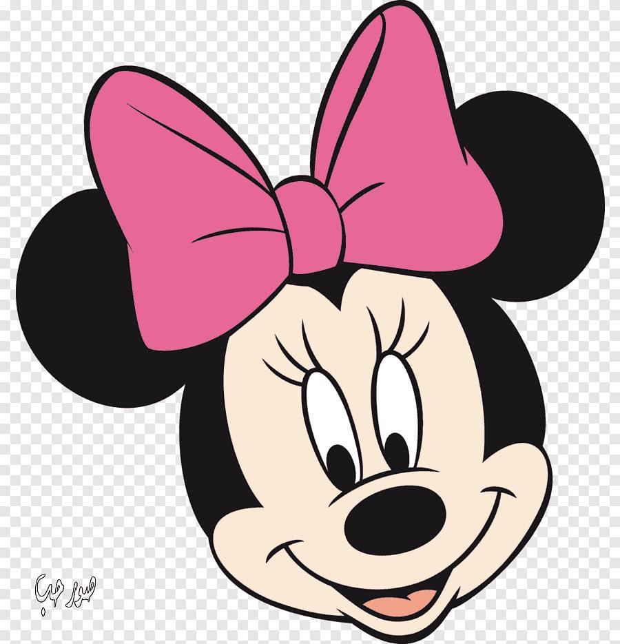Minnie Mouse Oswald The Lucky Rabbit Mickey Mouse Clarabelle Sapi Ulang Tahun Pertama Topi Kartun Png Pngegg