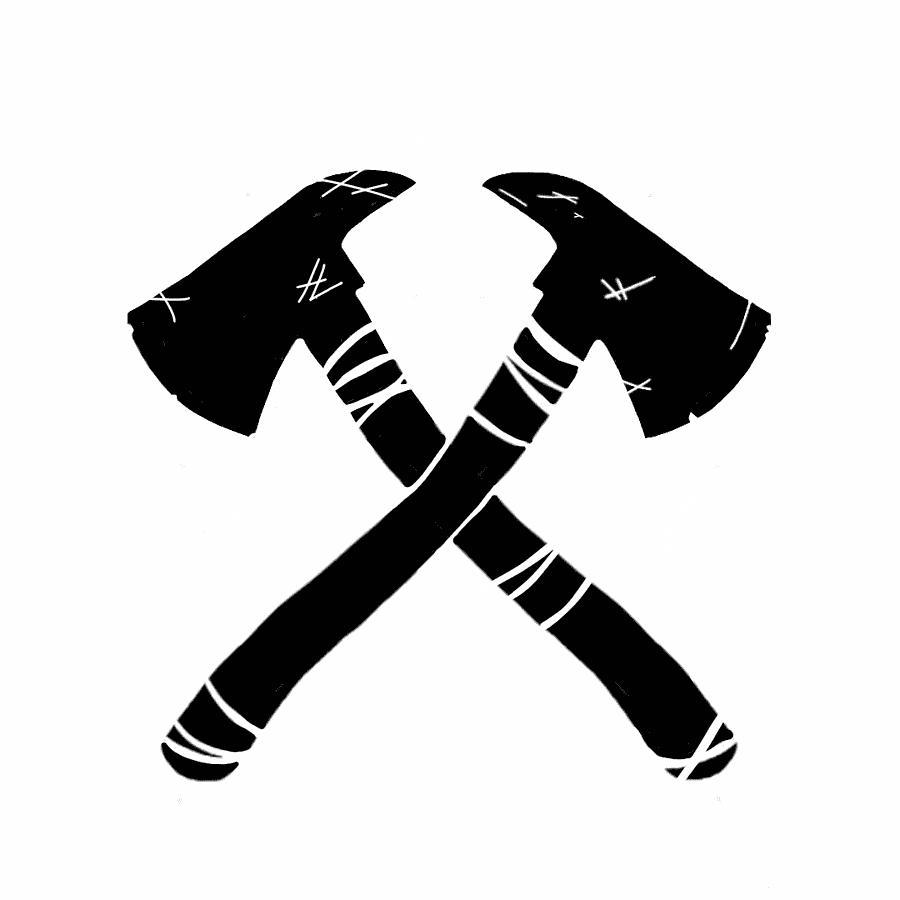 Sweden Axe Hatchet Doll Logo Ax White Technic Png Pngegg