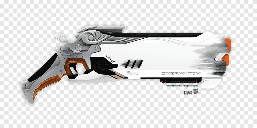 overwatch nerf blaster gun arma