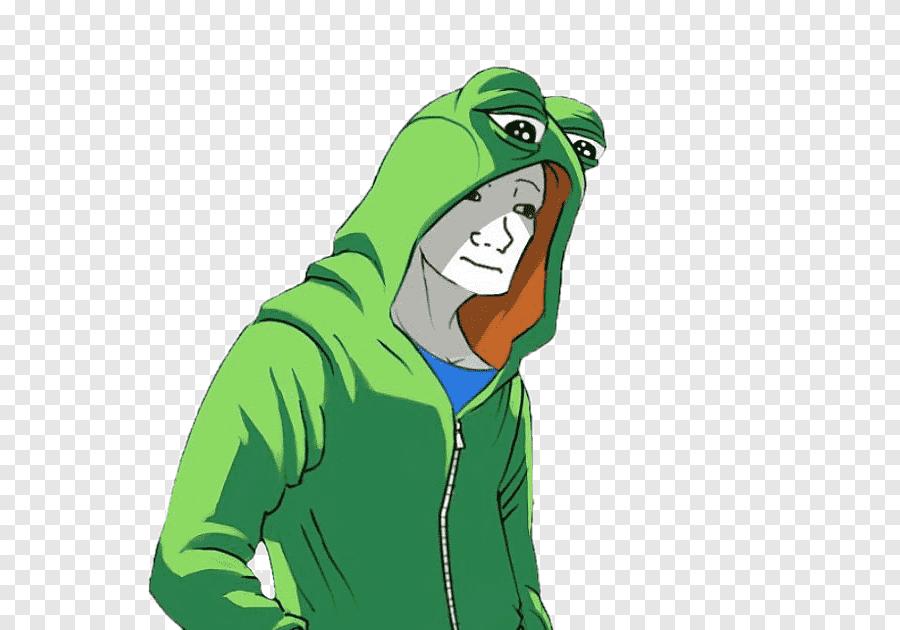 Pepe The Frog Feels Feeling Meme Frog Love Animals Png Pngegg