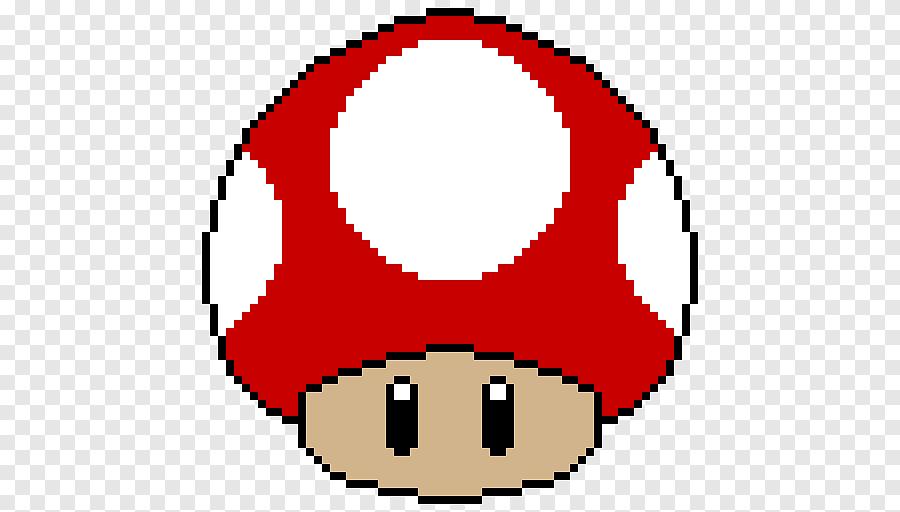 Mario Power Up Pixel Art Mario Pahlawan Minecraft Png Pngegg