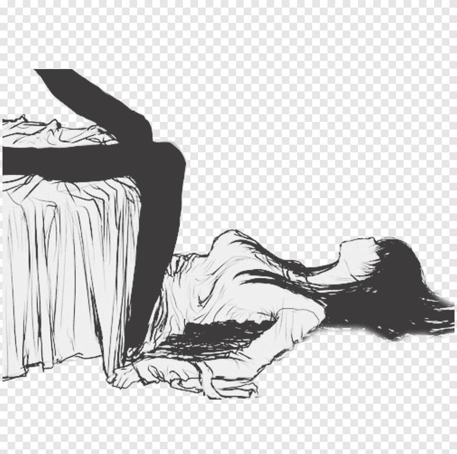 dessin anime manga filles noires et